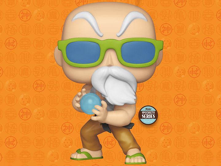 Funko POP Dragon Ball Super Master Roshi - #533 Specialty Series